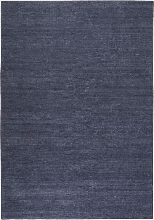 FLECKERLTEPPICH  130/190 cm  Dunkelblau - Dunkelblau, Basics, Textil (130/190cm) - Esprit