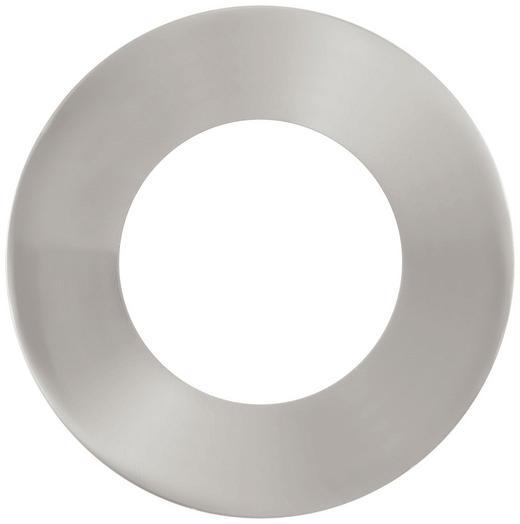 EINBAULEUCHTE 3-teilig Fueva - Nickelfarben, Basics, Metall (8,5cm)