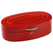 BROTKASTEN - Rot, Basics, Metall (42/26,3/14cm) - Wesco