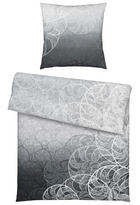 POSTELJINA - siva, Design, tekstil (135/200cm) - Novel