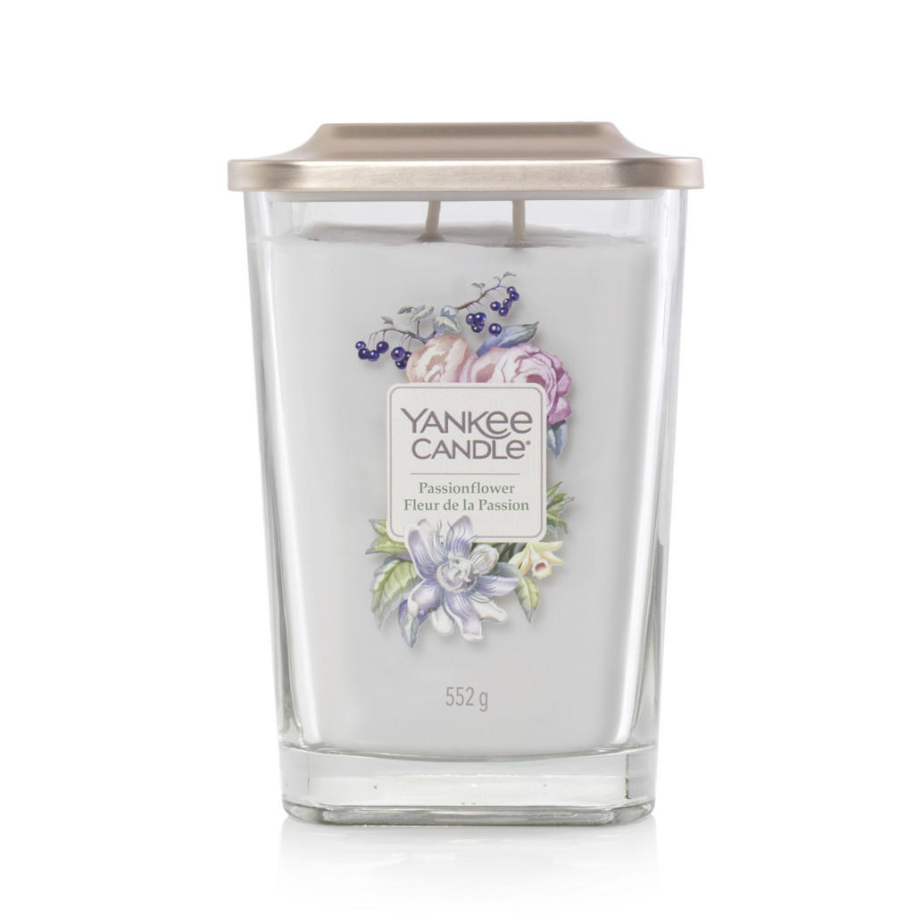 Yankee Candle Duftkerze yankee candle elevation passion flower