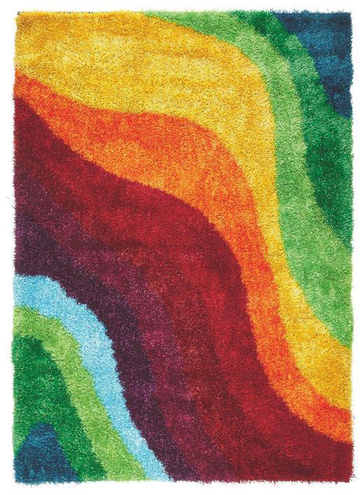 HOCHFLORTEPPICH  70/140 cm  getuftet  Multicolor - Multicolor, Basics, Textil (70/140cm) - Novel