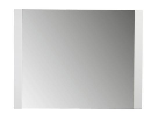 SPIEGEL Weiß - Weiß, Design, Glas/Holzwerkstoff (77,5/59,5/2,1cm) - Xora