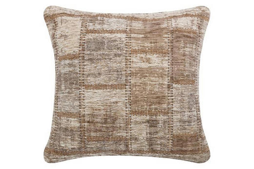 BODENKISSEN Beige 80/80 cm - Beige, Basics, Textil (80/80cm)