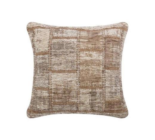 BODENKISSEN Beige 80/80 cm  - Beige, Trend, Textil (80/80cm) - Novel