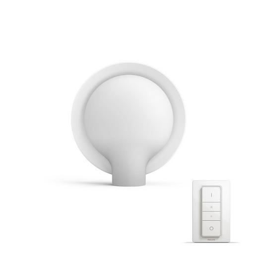 TISCHLEUCH. HUE WHITE AMBIANCE - Weiß, Design, Kunststoff (10,9/40,1/26,9cm) - Philips