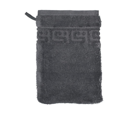 WASCHHANDSCHUH - Türkis, Basics, Textil (16/22cm) - Cawoe