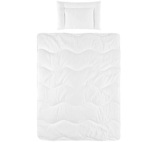 KINDERBETTSET 100/135 cm - Weiß, Basics, Textil (100/135cm) - My Baby Lou