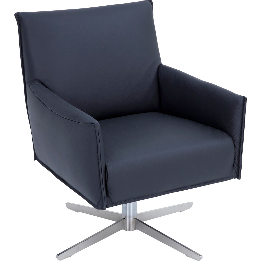 Sessel leder preisvergleich die besten angebote online for Sessel leder grau