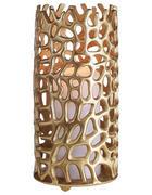 WINDLICHT  - Goldfarben, Trend, Metall (18/35cm)