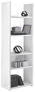 REGAL - Grau, Design, Holz/Kunststoff (56/184/29cm) - Carryhome