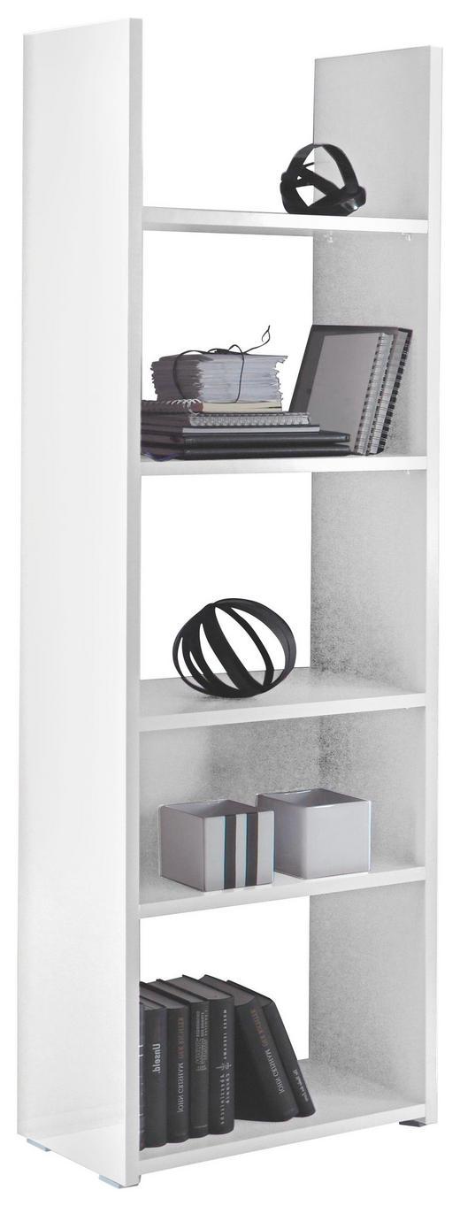 REGAL - Grau, MODERN, Holz/Kunststoff (56/184/29cm) - CARRYHOME
