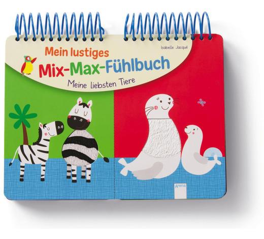 BILDERBUCH - Multicolor, Basics, Karton (26,0/22,5/3,7cm) - Arena