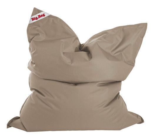 SITZSACK Braun - Braun, Design, Textil (130/170cm) - Carryhome