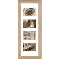 MULTI OKVIR - svijetlo smeđa, staklo (58/20/1,5cm)