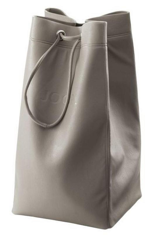 WÄSCHESACK - Grau, Basics, Kunststoff/Textil (32/70/36cm) - JOOP!