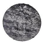 KUNSTFELL   Grau, Silberfarben - Silberfarben/Grau, Basics, Textil (160cm) - Novel