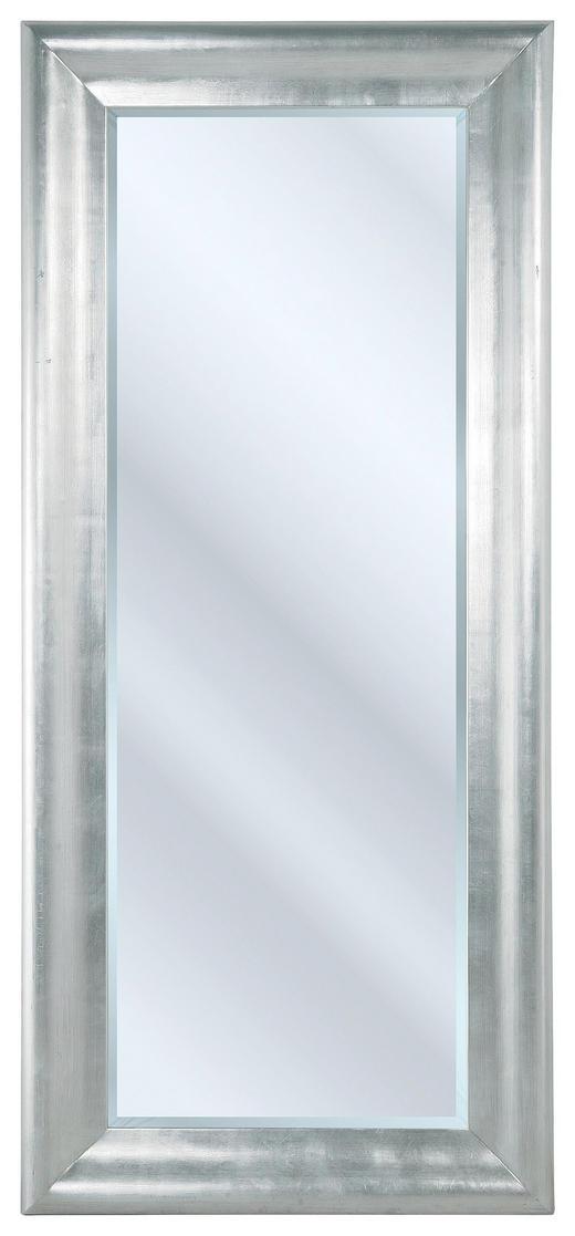SPIEGEL Silberfarben - Silberfarben, Design, Holz (90/200/5cm) - KARE-Design