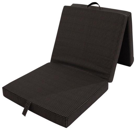 FALTMATRATZE 70/190 cm - Anthrazit, Basics, Textil (70/190cm) - Carryhome