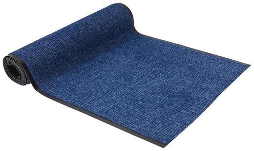 LÄUFER per  Lfm - Blau, KONVENTIONELL, Kunststoff/Textil (90cm) - Esposa