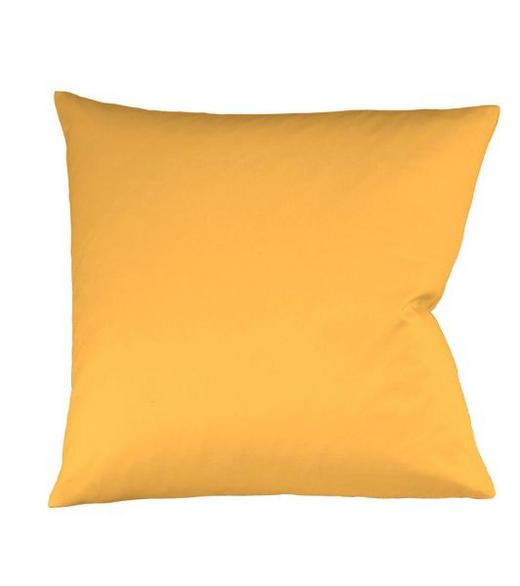 KISSENHÜLLE Goldfarben 80/80 cm - Goldfarben, Basics, Textil (80/80cm) - FLEURESSE