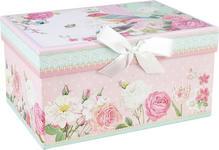 Geschenkbox - Multicolor, Trend, Karton/Papier (23/12/16cm) - Boxxx