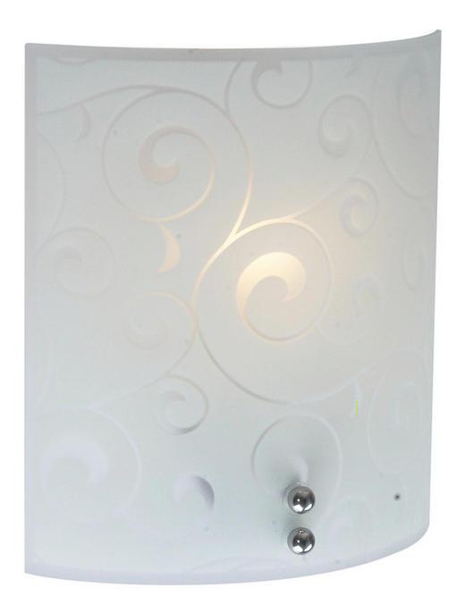SVÍTIDLO NÁSTĚNNÉ - Basics, sklo (17/19cm) - Boxxx