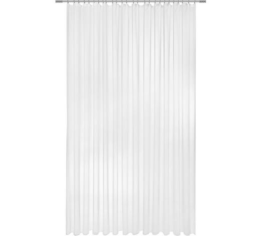 FERTIGSTORE transparent  - Weiß, Basics, Textil (300/175cm) - Esposa