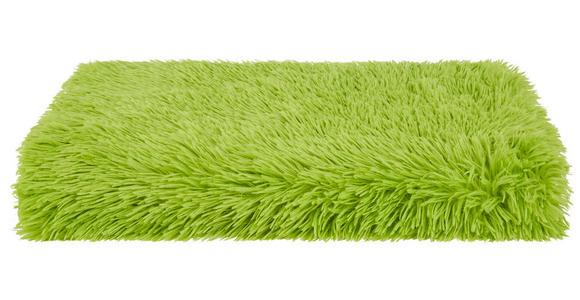 Kuscheldecke Carina - Grün, KONVENTIONELL, Textil (150/200cm) - Luca Bessoni