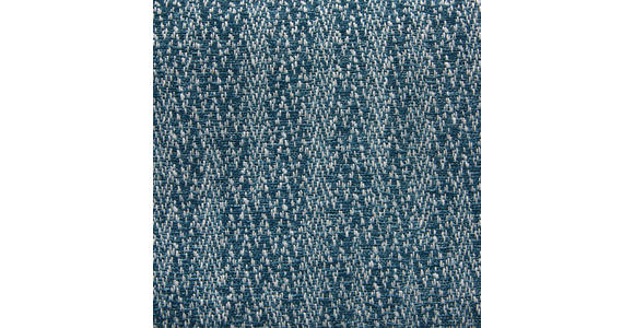RELAXSESSEL in Textil Petrol  - Edelstahlfarben/Petrol, Design, Textil/Metall (71/112/83cm) - Dieter Knoll