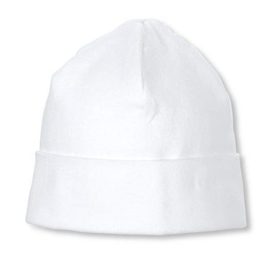 MÜTZE - Weiß, Basics, Textil (41) - Sterntaler