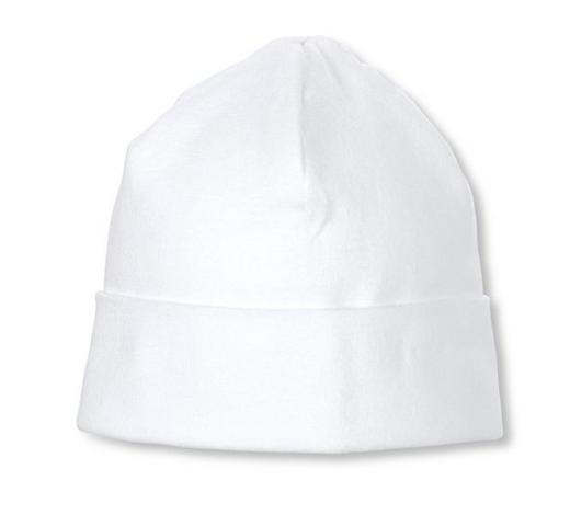 MÜTZE   Weiß 41  - Weiß, Basics, Textil (41null) - Sterntaler