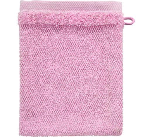 WASCHHANDSCHUH - Rosa, Natur, Textil (16/21cm) - Bio:Vio