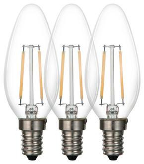 LED - klar, Basics, metall/glas (3,7/9,8cm) - Boxxx