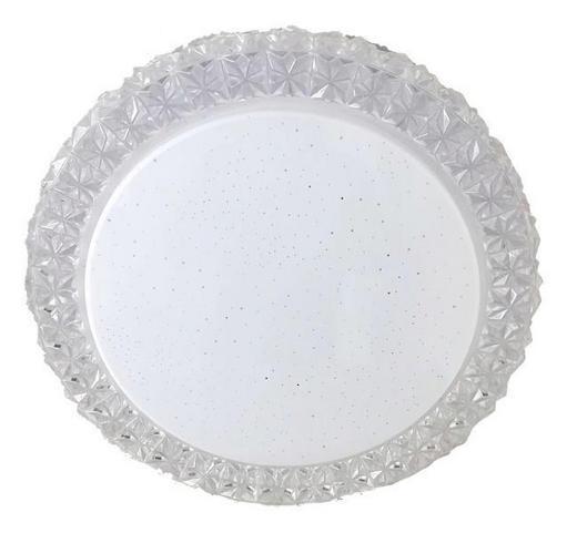 LED-DECKENLEUCHTE - Weiß, LIFESTYLE, Kunststoff/Metall (20/6,5cm) - Novel