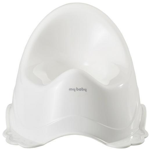 TÖPFCHEN - Weiß, Basics, Kunststoff (35/30/23cm) - My Baby Lou