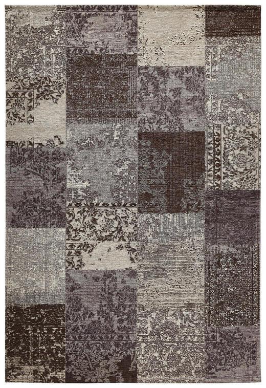 LÄUFER  80/250 cm  Grau - Grau, Textil (80/250cm) - Novel