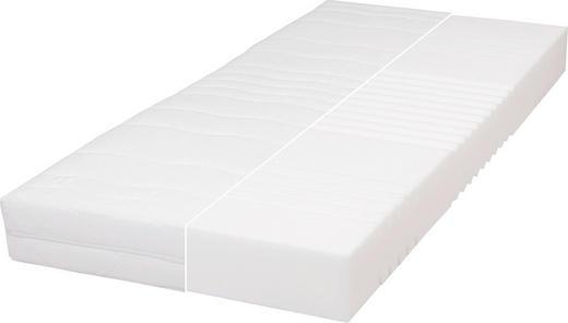 KALTSCHAUMMATRATZE 100/200 cm 19 cm - Weiß, Basics, Textil (100/200cm) - Carryhome