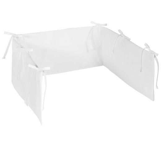 NESTCHEN Babybay Original  - Weiß, Basics, Textil (149/24/2cm) - Tobi