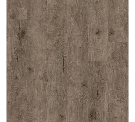VINYLBODEN per  m² - Eichefarben/Dunkelgrau, MODERN, Holzwerkstoff/Kunststoff (120,7/21,6/0,96cm) - Parador