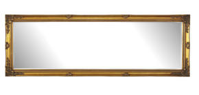SPEGEL - guldfärgad, Lifestyle, trä (50/150/3,3cm) - Landscape