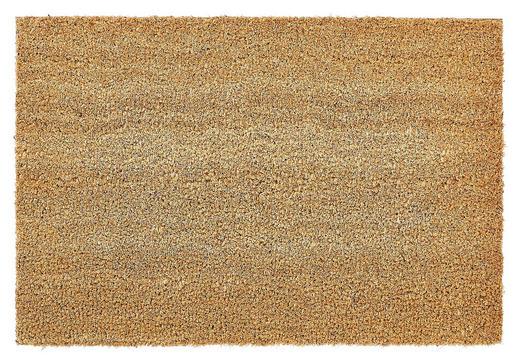 FUßMATTE 40/60 cm Naturfarben - Naturfarben, Basics, Kunststoff/Textil (40/60cm) - Esposa