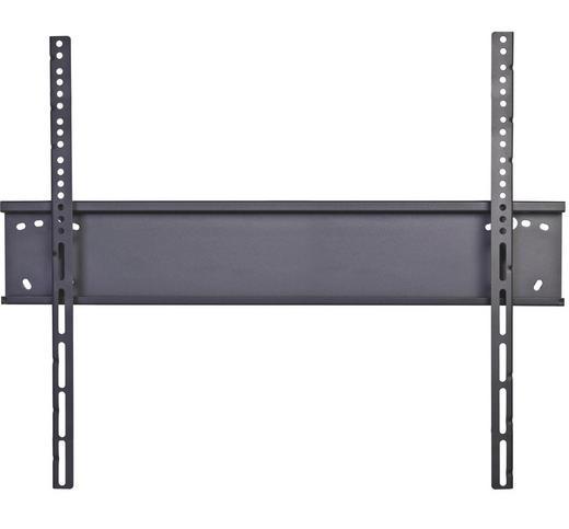 TV-WANDHALTER 80 Zoll - Schwarz, KONVENTIONELL, Metall (100/65/5,4cm)