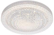 LED-DECKENLEUCHTE   - Klar, Design, Kunststoff (60cm) - Novel