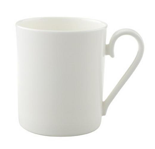 KAFFEEBECHER 300 ml - Weiß, KONVENTIONELL, Keramik (0,30l) - Villeroy & Boch