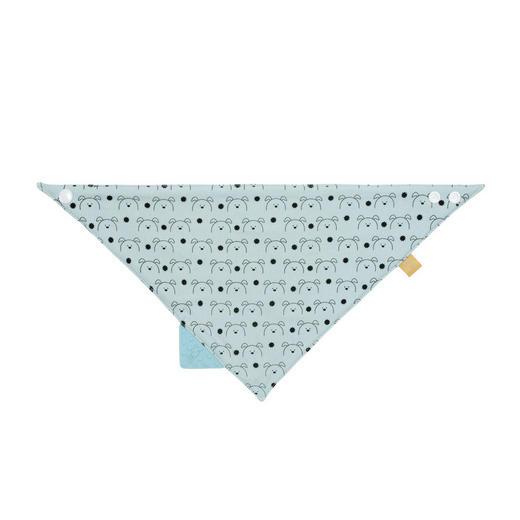 LÄTZCHEN - Grün, Basics, Textil (40/20cm) - Lässig