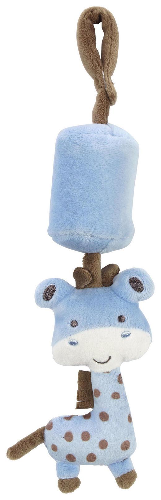 RASSEL - Blau, Basics, Textil (28cm) - My Baby Lou