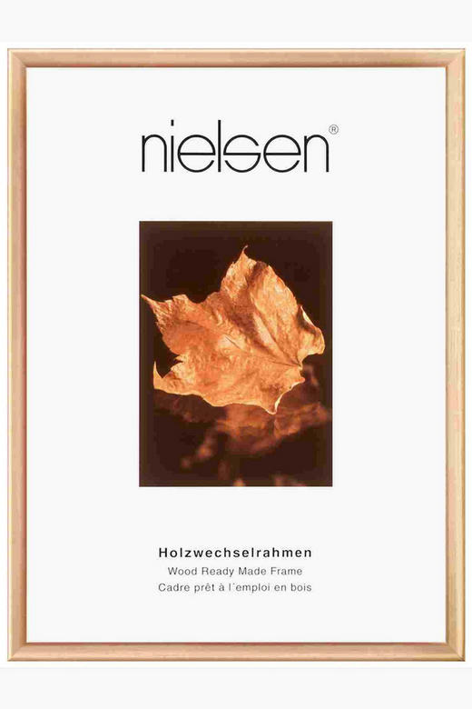 BILDERRAHMEN  Goldfarben - Goldfarben, Basics, Holz (18/24cm)