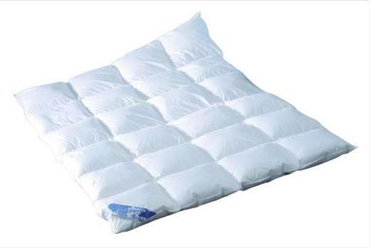 TÄCKE MEDIUM - vit, Basics, textil (150/210cm) - SLEEPTEX