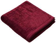 HANDTUCH 50/100 cm Bordeaux  - Bordeaux, Design, Textil (50/100cm) - Ambiente